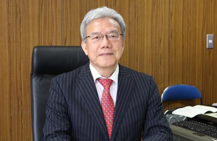 熊本高専地域連携振興会副会長あいさつ
